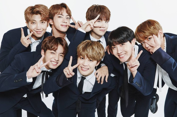 Appreciation Post: Bangtan Boys/BTS (pt  2) #4YearsWithBTS