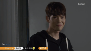 omgggg look at that smirk!!!