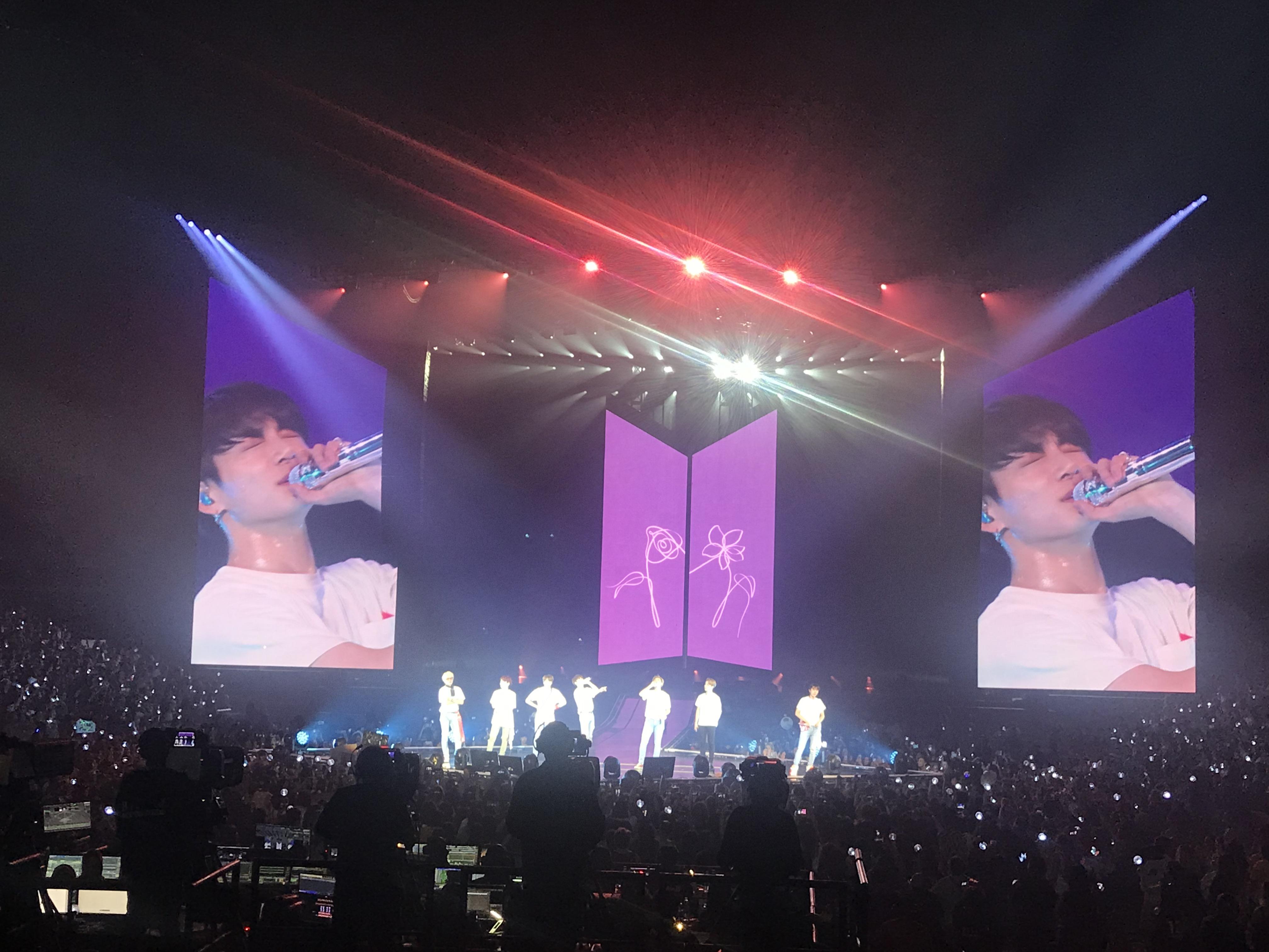 Marymekpop My Bts Love Yourself Concert Experience Marymekpop