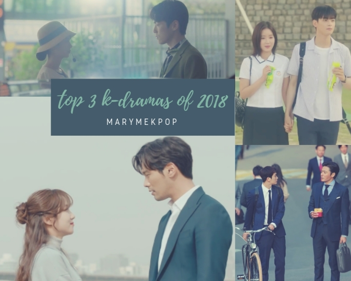 MaryMeKpop: Top 3 Dramas of 2018 + Most Disappointing Dramas of 2018